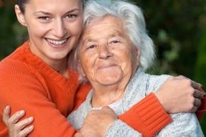 24 Stunden Pflegehilfe Bild